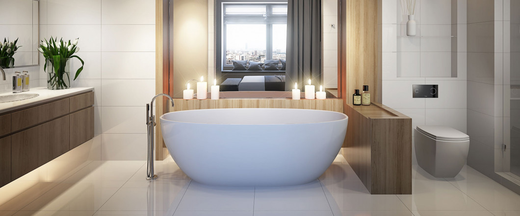 Bathroom Remodeling & Refinishing Services in Ponce Inlet & Daytona, FL