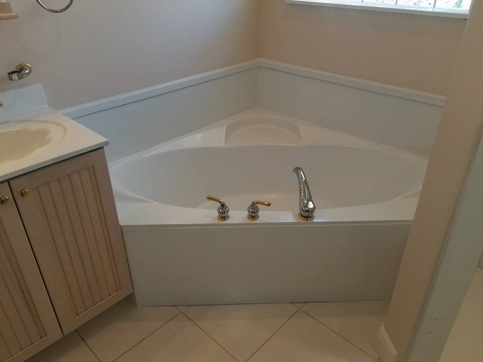 Bathroom Refinishing | Ponce Inlet, Port Orange, New Smyrna Beach, Palm Coast, Daytona Beach & Ormond Beach, FL. ""